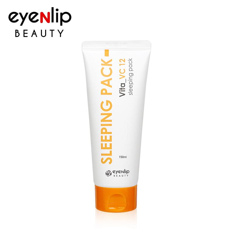 Own label brand, [EYENLIP] Vita_VC 12 Sleeping Pack 150ml (Weight : 202g)