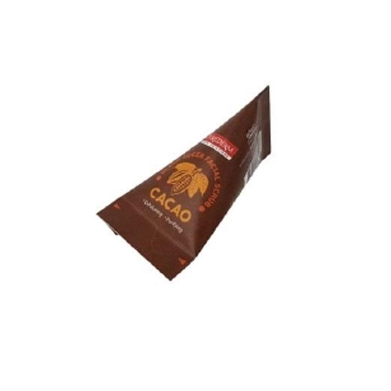 Own label brand, [PUREDERM] Black Sugar Facial Scrub #Cacao 20g (Weight : 23g)