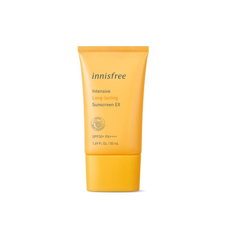 [INNISFREE] Intensive Long-lasting Sunscreen EX 50ml (Weight : 87g)