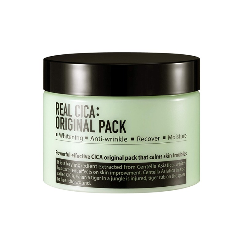 Own label brand, [FORTHESKIN] Real Cica Original Pack 100ml (Weight : 226g)