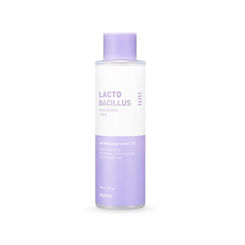 Own label brand, [A'PIEU] Lactobacillus Moisturizing Toner 210ml (Weight : 284g)