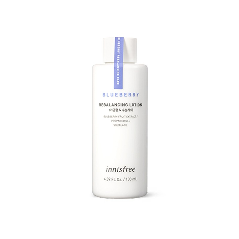 Own label brand, [INNISFREE] Blueberry Rebalancing Lotion 130ml (Weight : 171g)