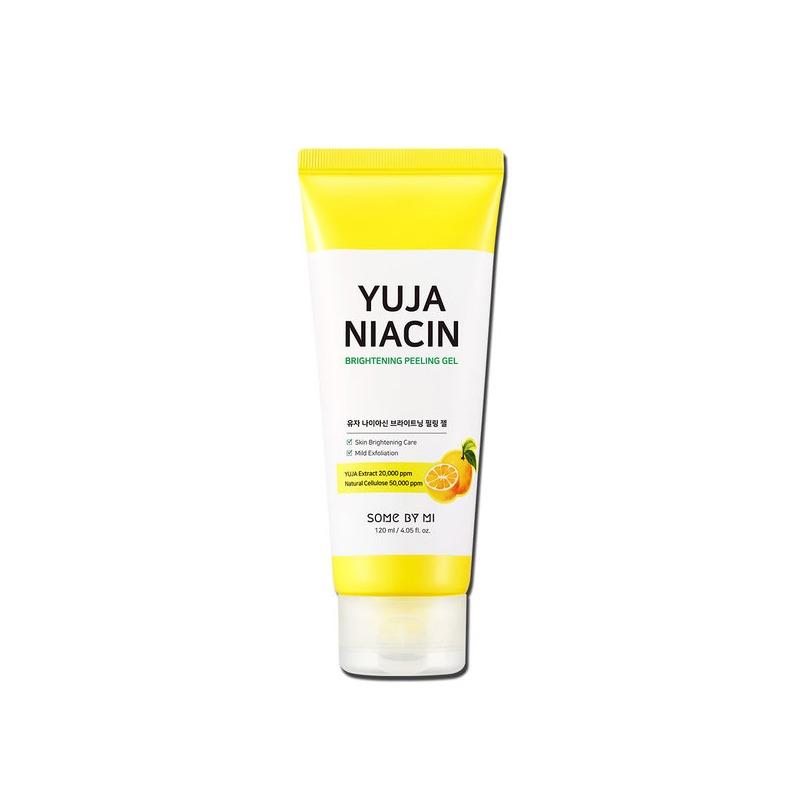 Own label brand, [SOME BY MI] Yuja Niacin Brightening Peeling Gel 120ml (Weight : 171g)