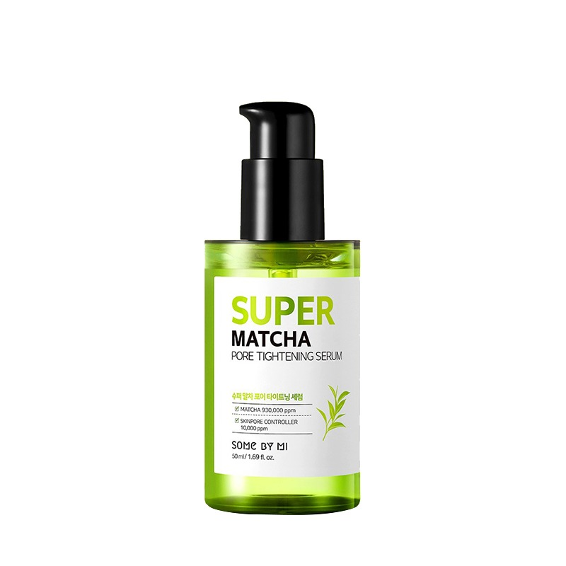 Own label brand, [SOME BY MI] Super Matcha Pore Tightening Serum 50ml (Weight : 119g)