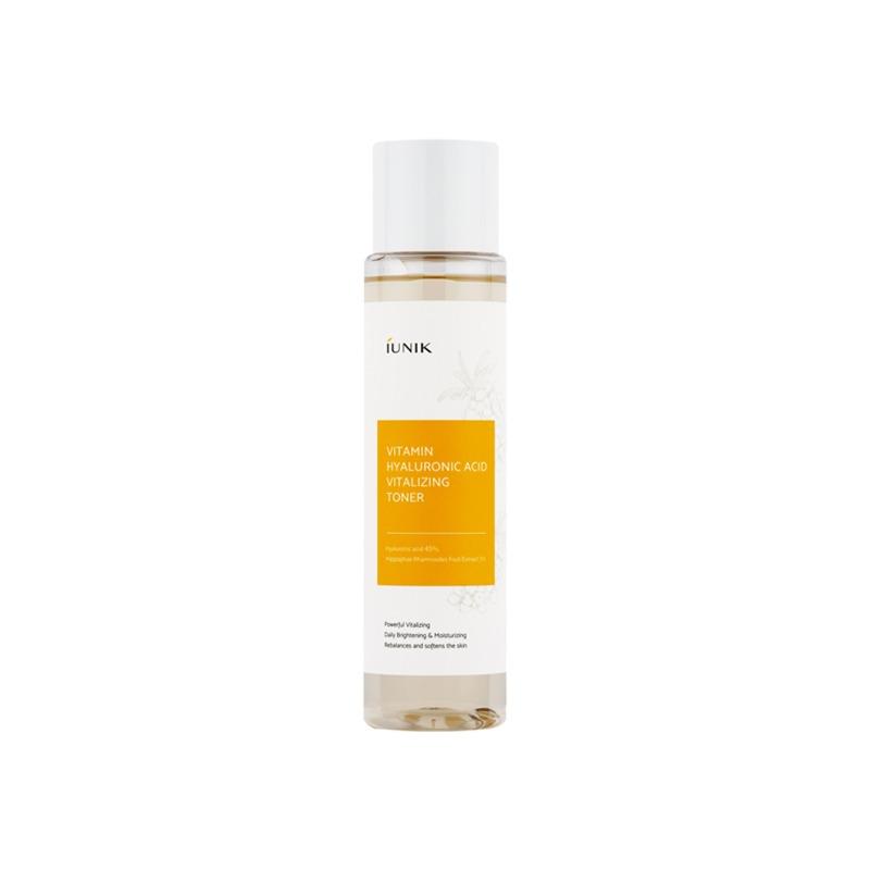 Own label brand, [IUNIK] Vitamin Hyaluronic Acid Vitalizing Toner 200ml (Weight : 268g)