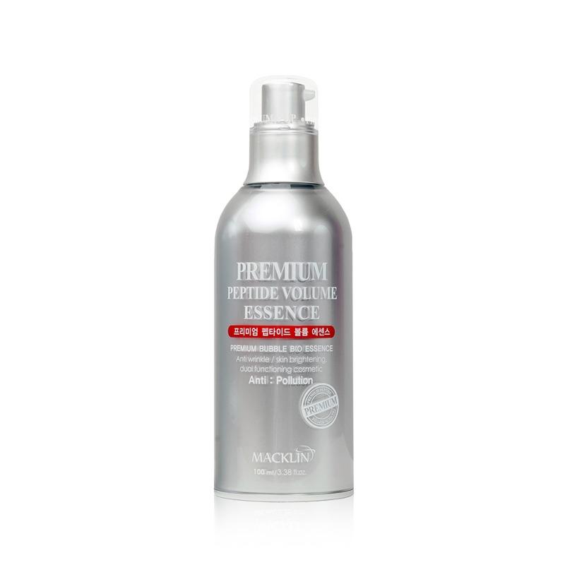 Own label brand, [MACKLIN] Premium Peptide Volume Essence 100ml (Weight : 269g)