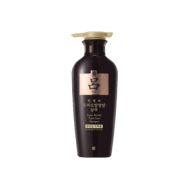 Own label brand, [RYO] Ginsengbo Super Revital Total Care Shampoo 400ml (Weight : 515g)