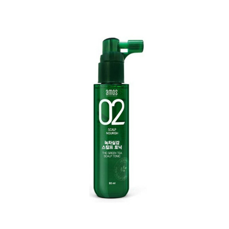 Own label brand, [AMOS] The Green Tea Intensive Tonic 80ml (Weight : 139g)