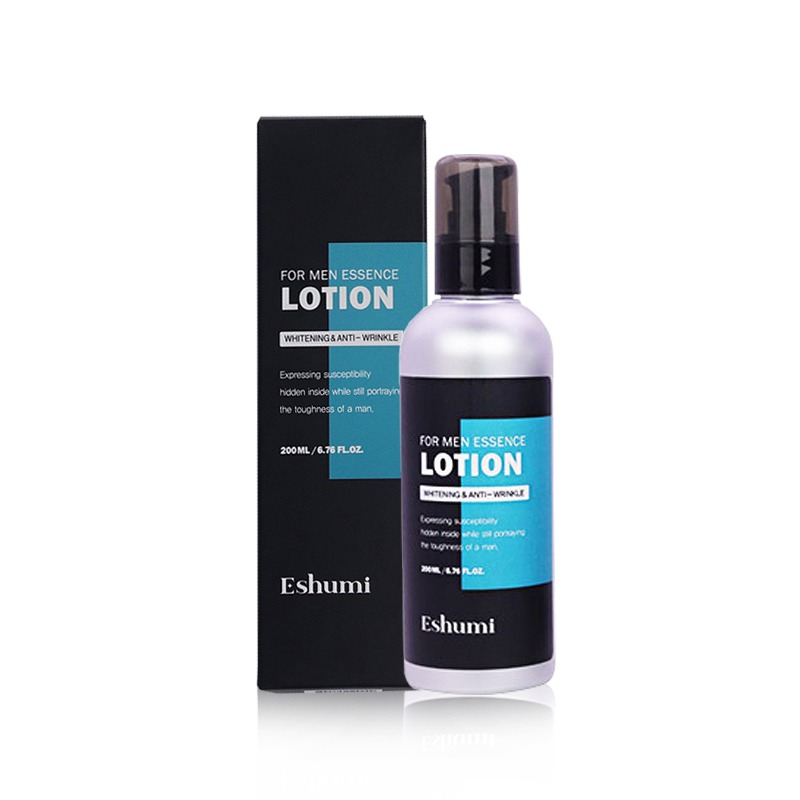 Own label brand, [ESHUMI] For Men Essence Lotion 200ml (Weight : 265g)