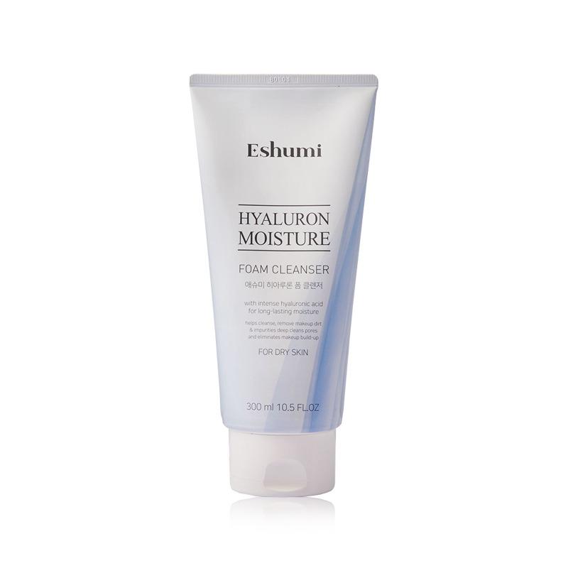 Own label brand, [ESHUMI] Hyaluron Moisture Foam Cleanser 300ml (Weight : 347g)