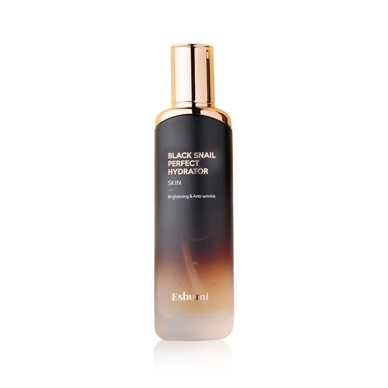 Own label brand, [ESHUMI] Black Snail Perfect Hydrator Skin 120ml (Weight : 380g)