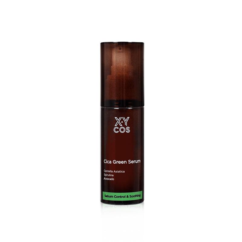 Own label brand, [XYCOS] Cica Green Serum 50ml (Weight : 95g)