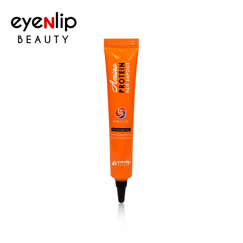 Own label brand, [EYENLIP] Amino Protein Hair Ampoule 20ml (Weight : 26g)