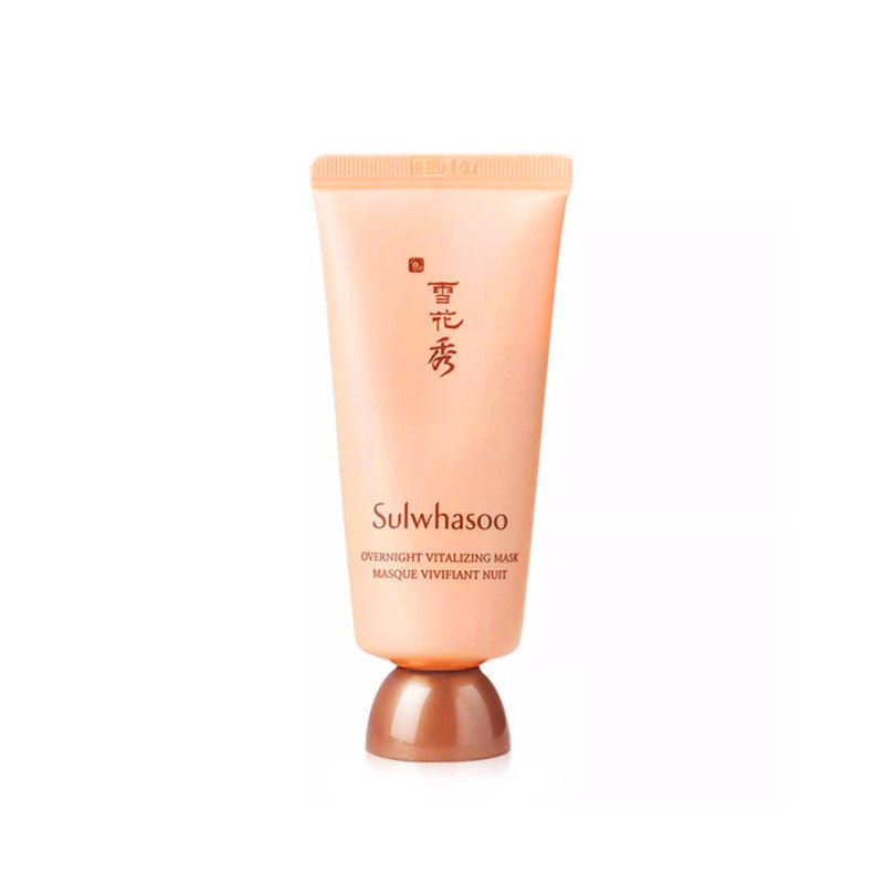 Own label brand, [SULWHASOO] Overnight Vitalizing Mask 35ml [sample] (Weight : 48g)