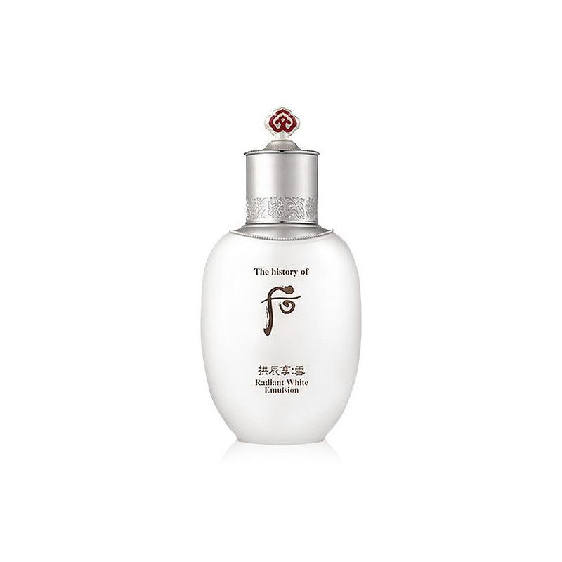 Own label brand, [WHOO] Gongjinhyang : Seol Radiant White Emulsion 110ml (Weight : 329g)