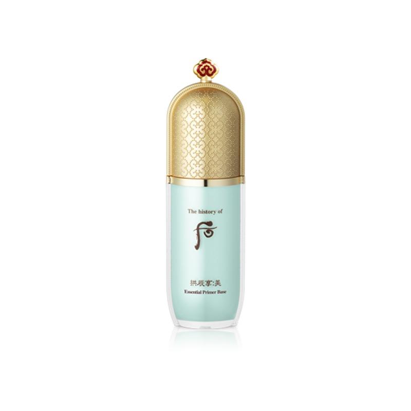 Own label brand, [WHOO] Gongjinhyang : Mi Essential Primer Base 40ml (Weight : 163g)