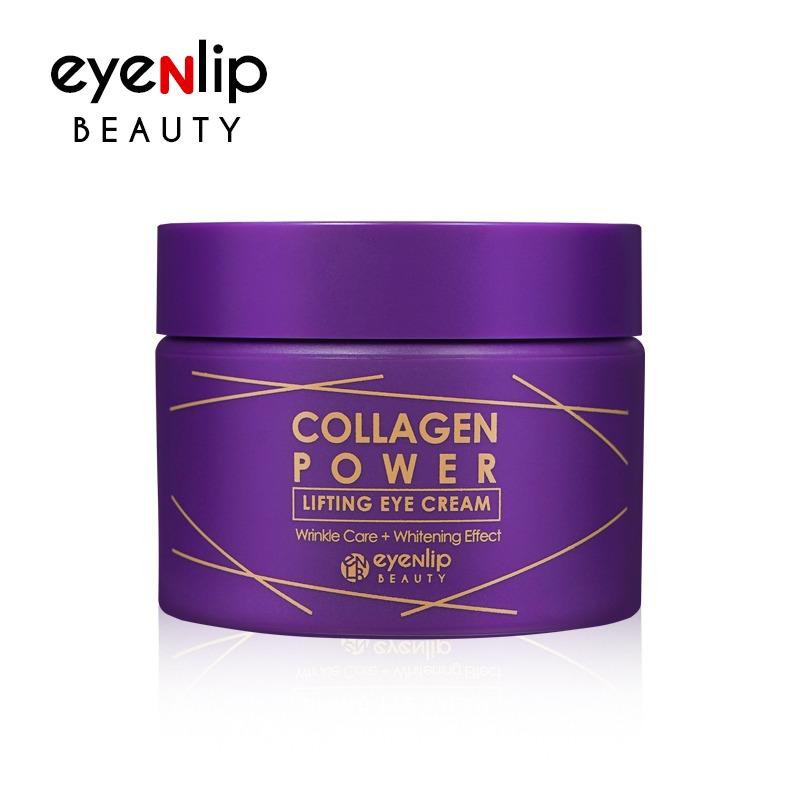 Own label brand, [EYENLIP] Collagen Power Lifting Eye Cream 50ml  (Weight : 99g)