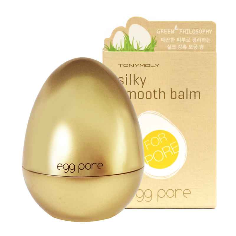 Own label brand, [TONYMOLY] New Egg Pore Silky Smooth Balm 20g (Weight : 100g)