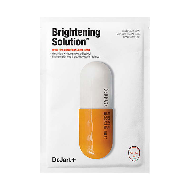 Dr. Jart+, [DR.JART+] Dermask Micro Jet Brightening Solution 30g (Weight : 43g)
