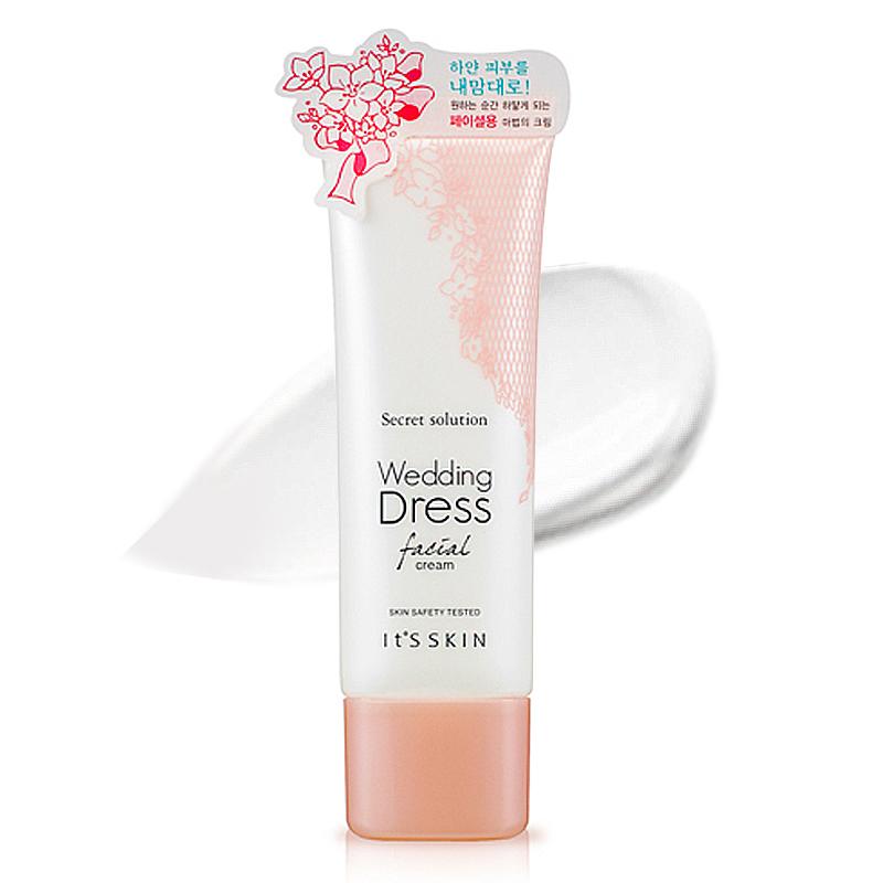 Own label brand, [IT'S SKIN] Secret Solution Wedding Dress Facial Cream 40ml   (Weight : 56g)