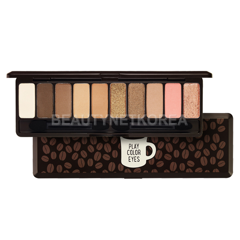 [ETUDE HOUSE] Play Color Eyes #In The Cafe 1g * 10ea (Weight : 88g)
