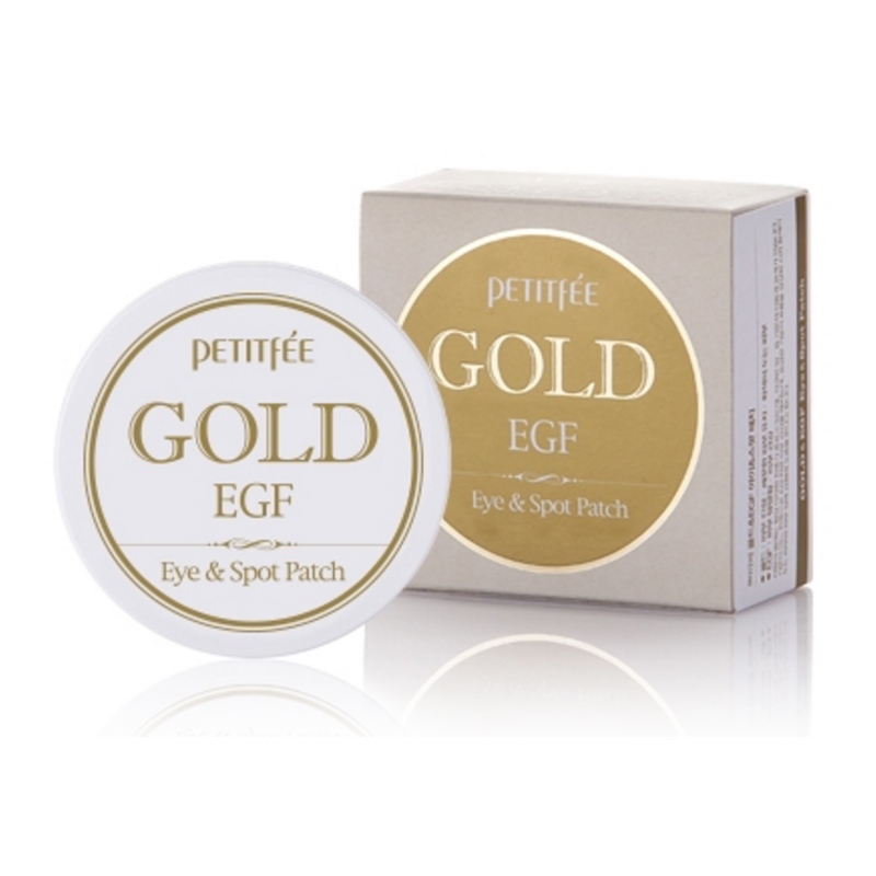 Own label brand, [PETITFEE] Gold & EGF Hydrogel Eye & Spot Patch (Weight : 184g)