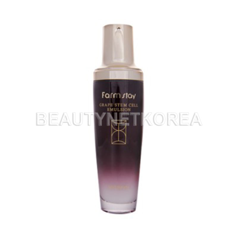 Own label brand, [FARM STAY] Grape Stem Cell Emulsion 130ml   (Weight : 405g)