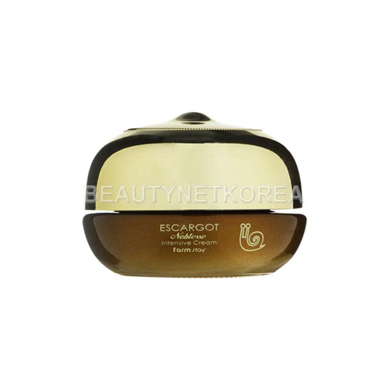 Own label brand, [FARM STAY] Escargot Noblesse lntensive Cream 50g (Weight : 253g)