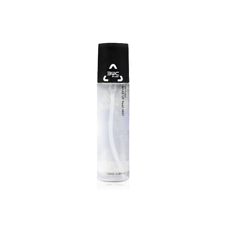 Own label brand, [3W CLINIC] Make Up Pearl Mist 150ml(Weight : 203g)