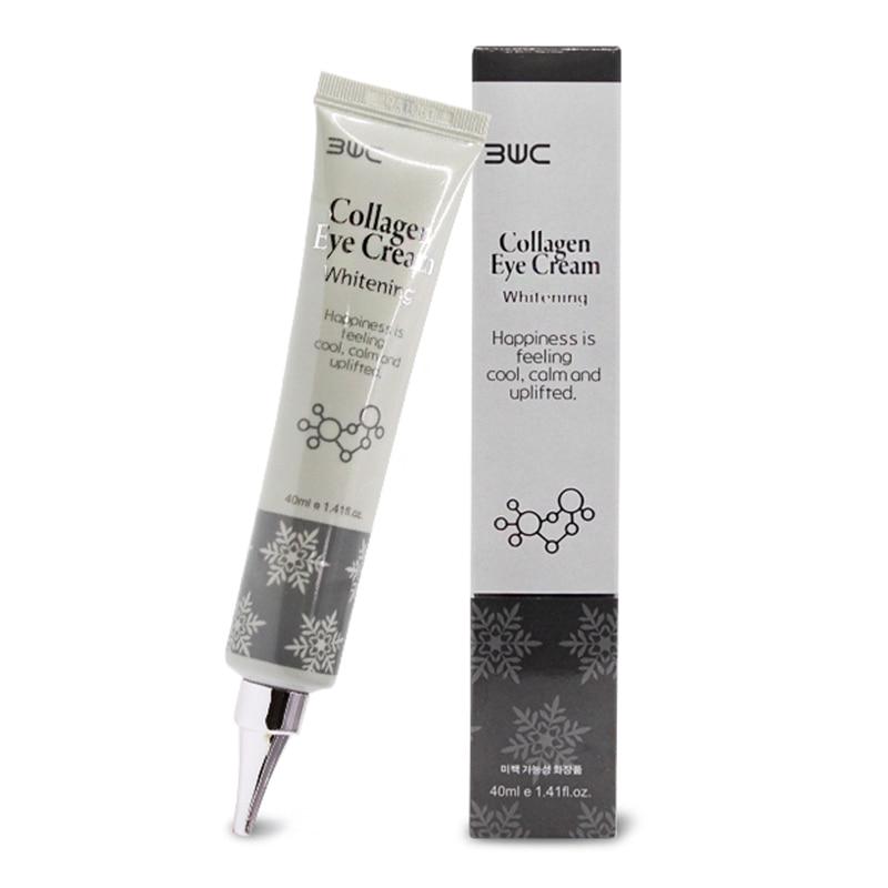 Own label brand, [3W CLINIC] Collagen Eye Cream Whitening 40ml (Weight : 60g)