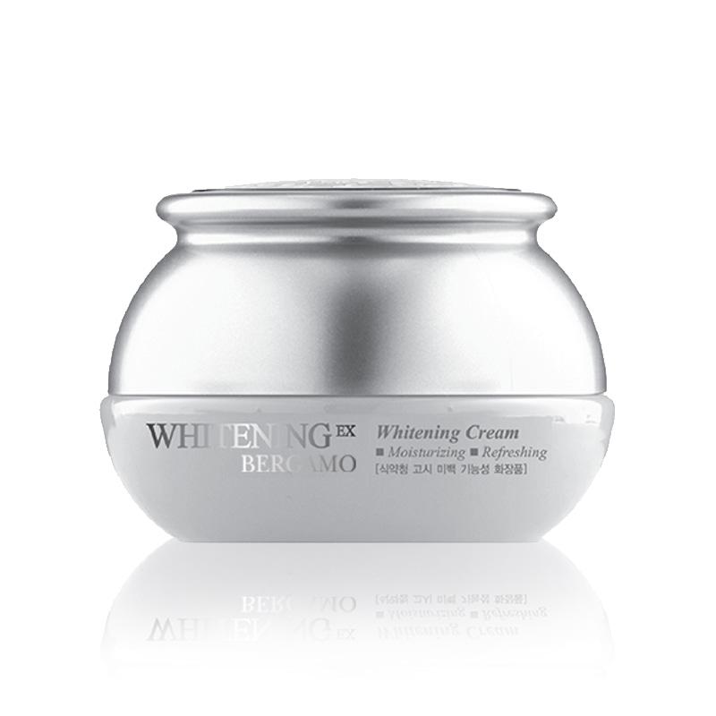Own label brand, [BERGAMO] Whitening EX Whitening Cream 50g   (Weight : 236g)