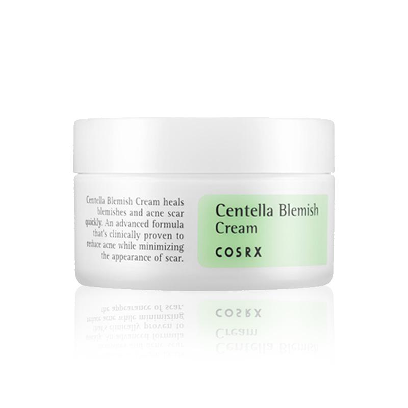 Own label brand, [COSRX] Centella Blemish Cream 30g  (Weight : 74g)