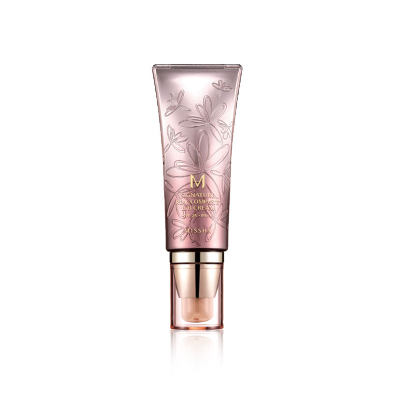 Own label brand, [MISSHA] M Signature Real Complete BB Cream (SPF25/PA++) 45g 2 Color (Weight : 109g)