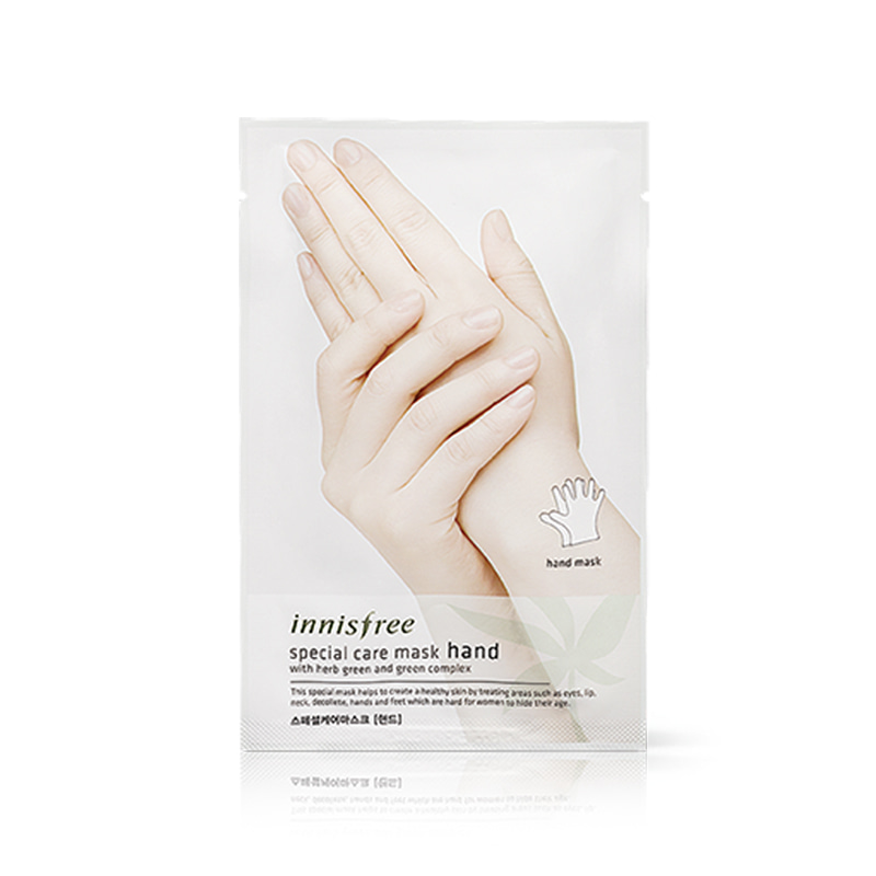 Own label brand, [INNISFREE] Special Care Mask [Hand] 20g  (Weight : 34g)