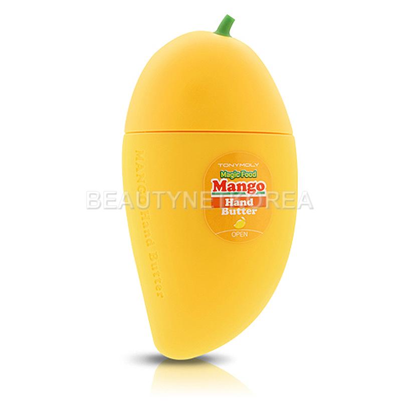 Own label brand, [TONYMOLY] Mango Hand Butter 45ml (Weight : 81g)