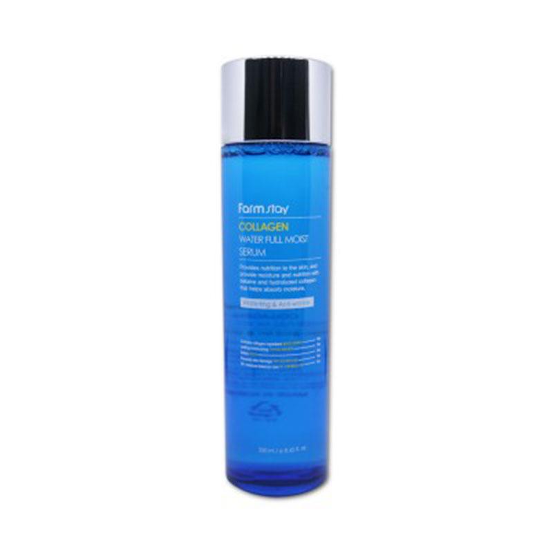 Own label brand, [FARM STAY] Collagen Water Full Moist Serum 250ml (Weight : 365g)
