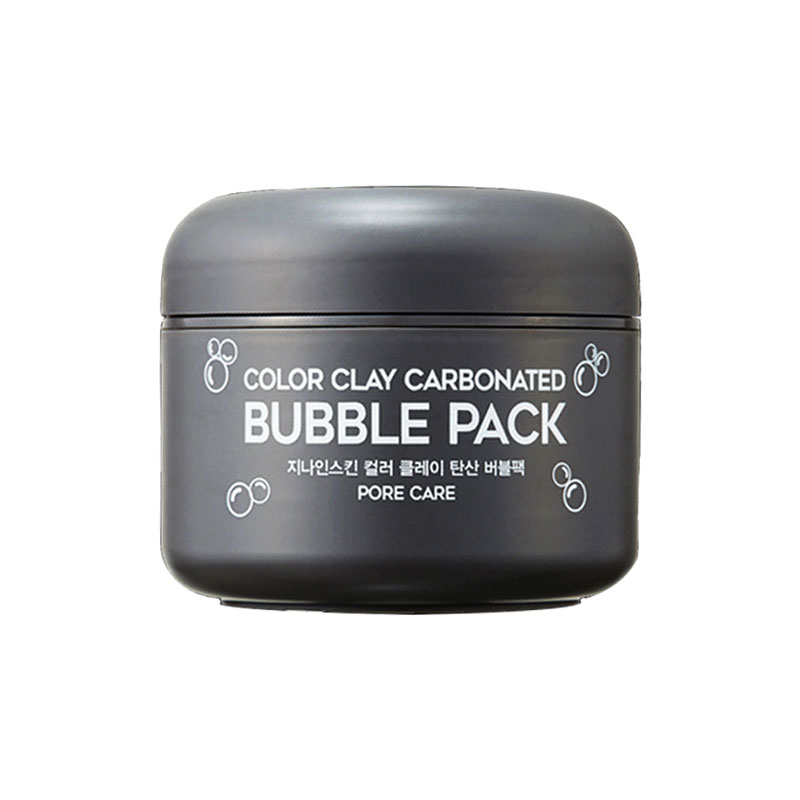 Own label brand, [G9SKIN] Color Clay Carbonated Bubble Pack 100ml (Weight : 159g)