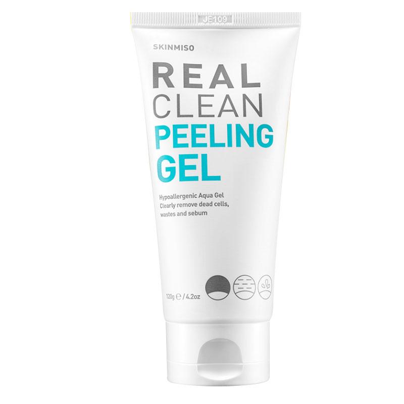 Own label brand, [SKINMISO] Real Clean Peeling Gel 120g (Weight : 165g)