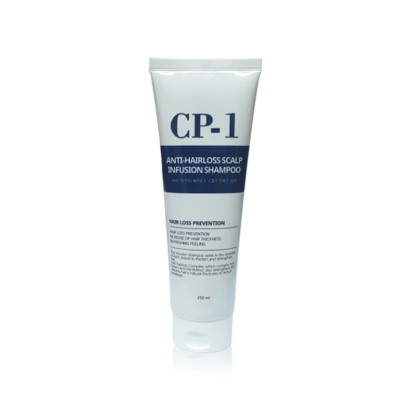 Own label brand, [CP-1] Anti-Hairloss Scalp Infusion Shampoo 250ml (Weight : 330g)