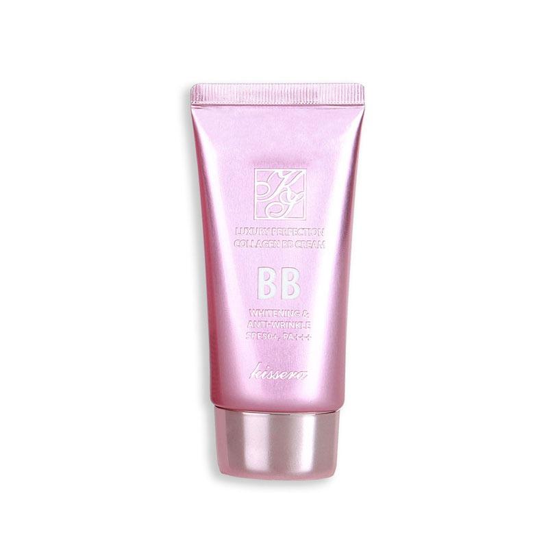 Own label brand, [KISSERA] Luxury Perfection Collagen BB Cream (SPF50+ / PA+++) 50ml (Weight : 74g)