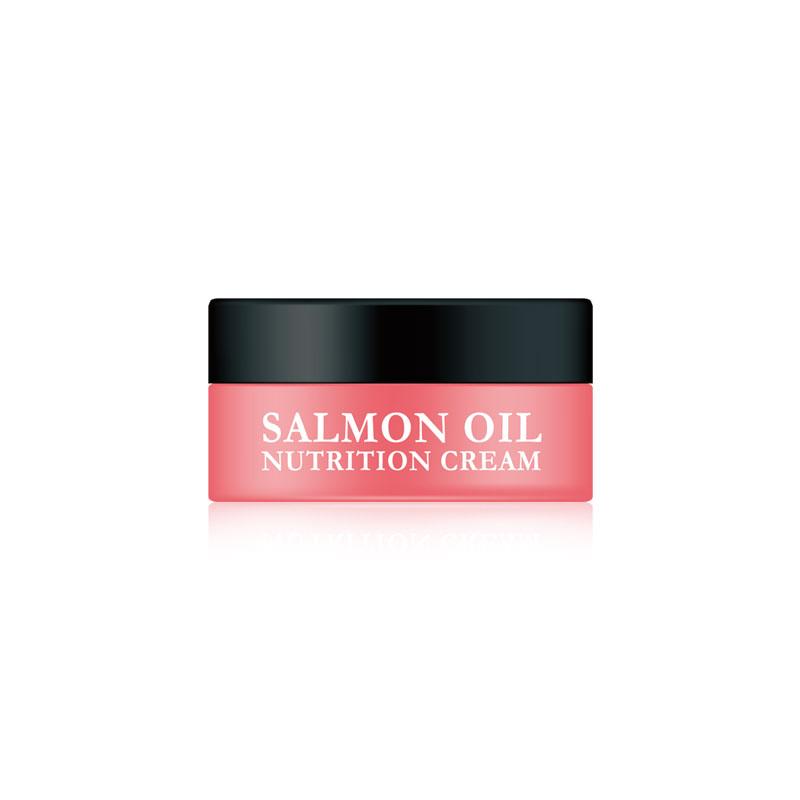 Own label brand, [EYENLIP] Salmon Oil Nutrition Cream 15ml [Sample] (Weight : 34g)