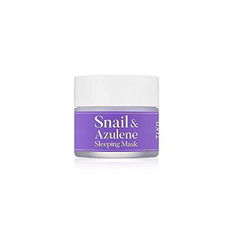 Own label brand, [TIAM] Snail & Azulene Sleeping Mask 80ml (Weight : 190g)