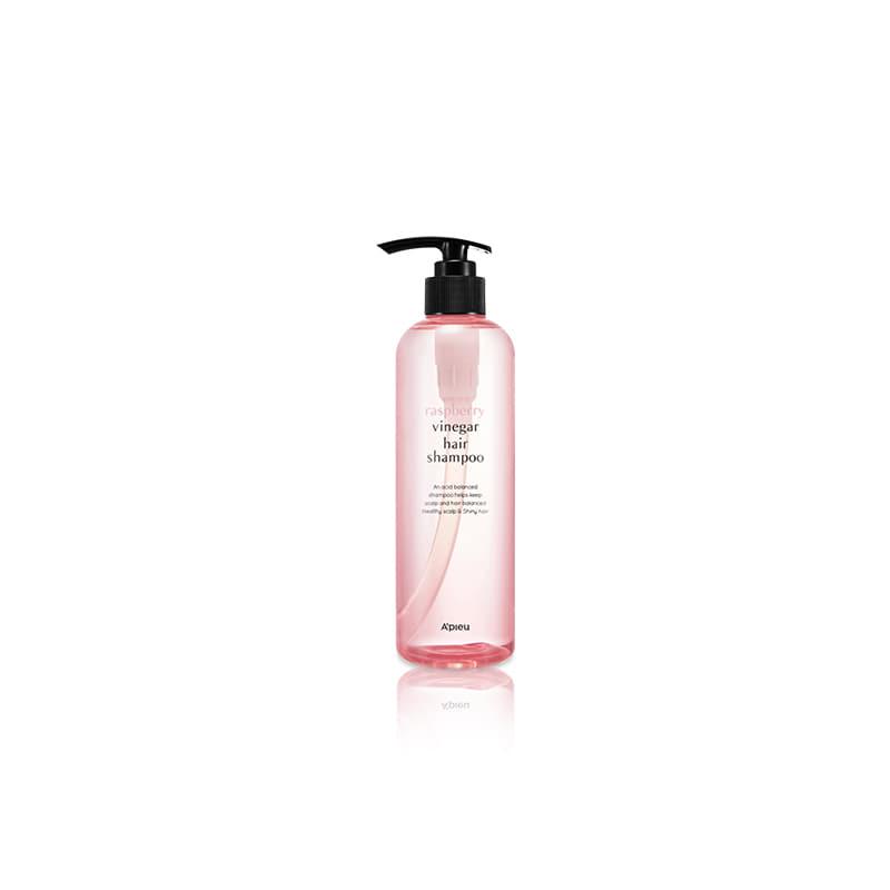 Own label brand, [A'PIEU] Raspberry Vinegar Hair Shampoo 500ml (Weight : 615g)