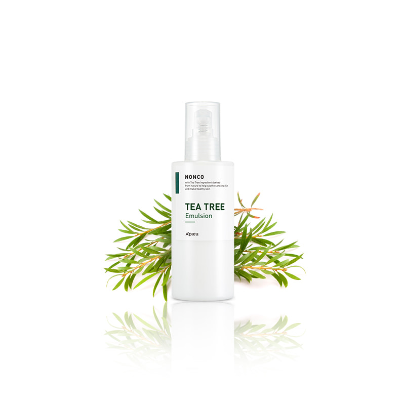 Own label brand, [A'PIEU] NEW Nonco Tea Tree Emulsion 210ml (Weight : 270g)