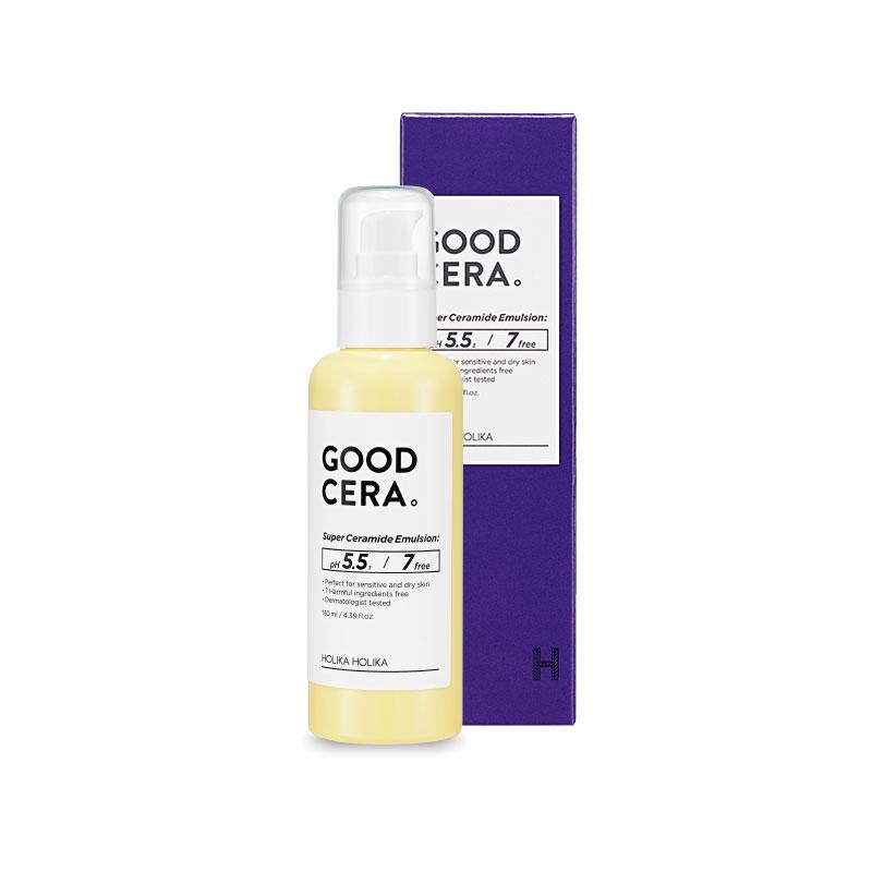 Own label brand, [HOLIKA HOLIKA] Good Cera Super Ceramide Emulsion 130ml (Weight : 212g)