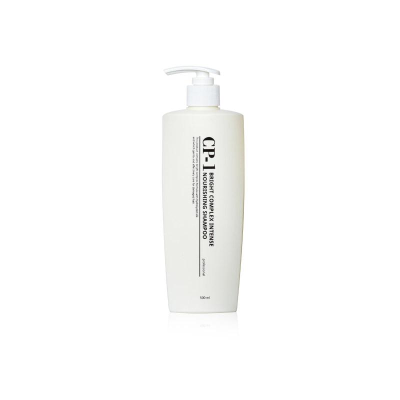 Own label brand, [CP-1] Bright Complex Intense Nourishing Shampoo 500ml (Weight : 599g)