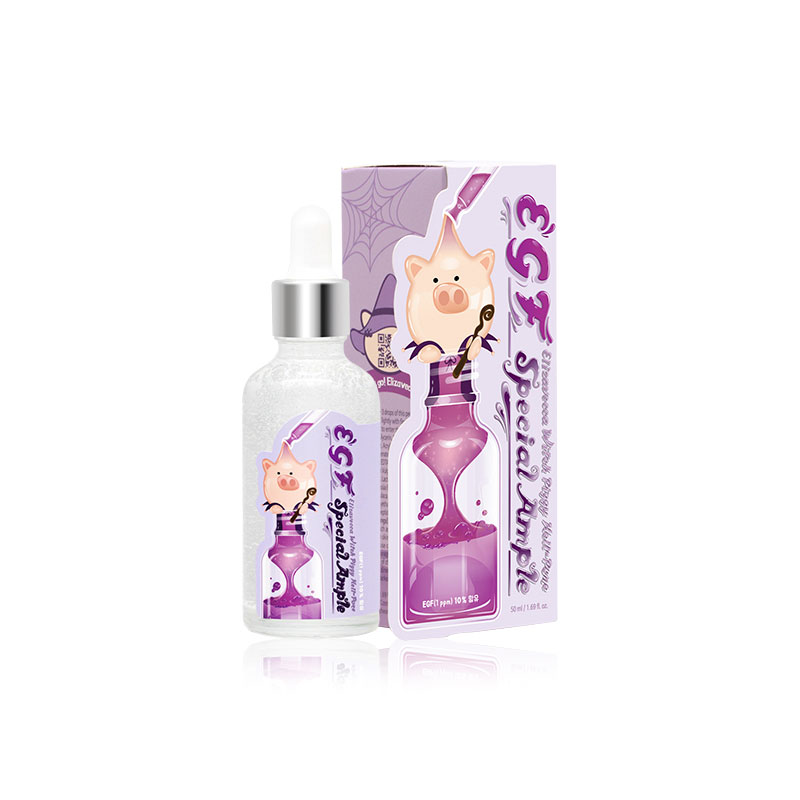 Own label brand, [ELIZAVECCA] Piggy Hell-Pore Egf Special Ample 50ml (Weight : 130g)
