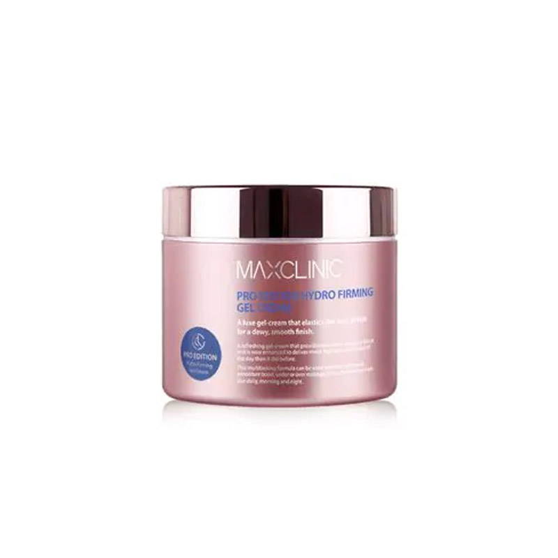 Own label brand, [MAXCLINIC] Pro Edition Hydro Firming Gel Cream 200ml (Weight : 361g)