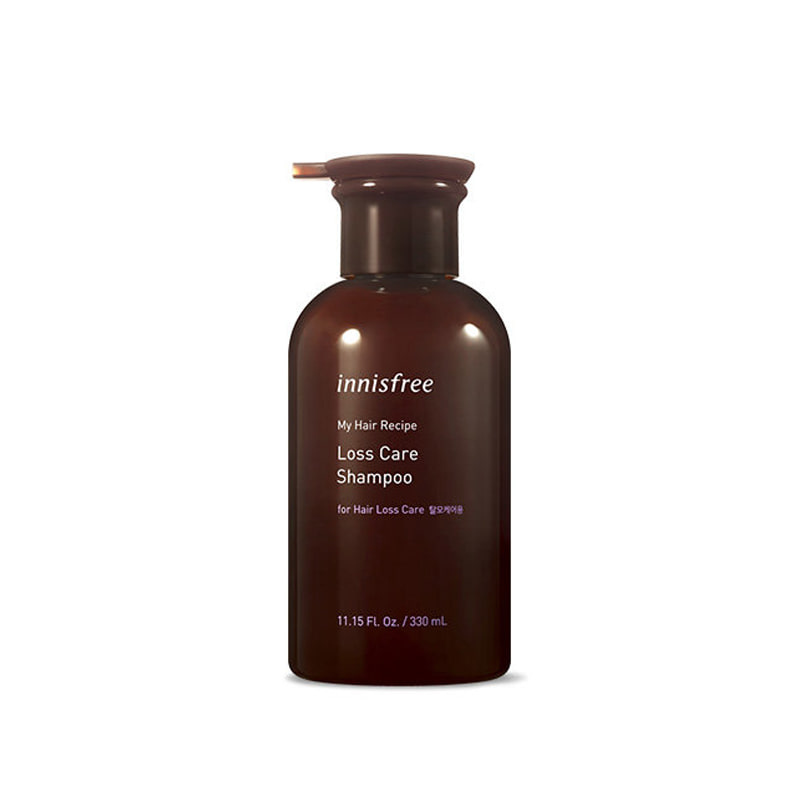 Own label brand, [INNISFREE] My Hair Recipe Loss Care Shampoo [For Hair Loss Care] 330ml (Weight : 432g)