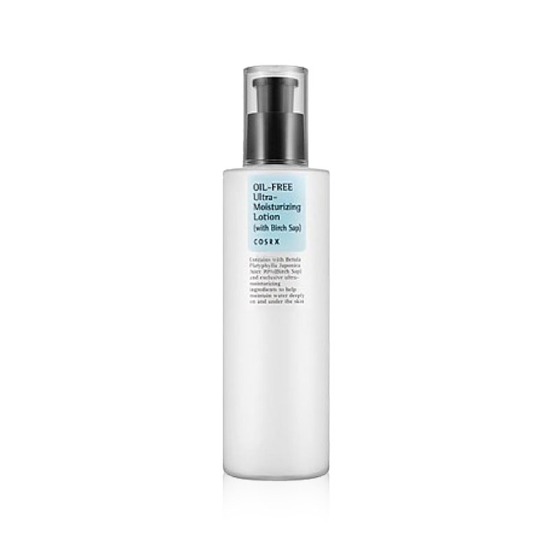 Own label brand, [COSRX] Oil-Free Ultra Moisturizing Lotion 100ml (Weight : 184g)